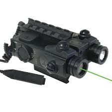 laser and light combo buy xlg green tactical rifle laser xts laser with flashlight combo