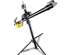 Boom Stand Kit With Boom Arm Studio Lighting Professional