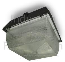 igf280 series induction parking garage fixture 80w outdoor light