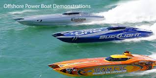 offshore powerboat racing exhibition miami air u0026 sea show 2017