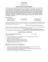 General Contractor Resume Samples by Photo Maintenance Supervisor Resume Samples Livecareer Jobs