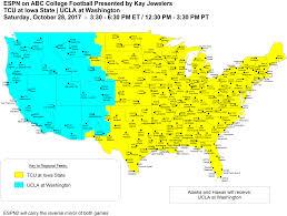 Iowa State Campus Map Tcu Vs Iowa State Live Stream Live Score Updates College