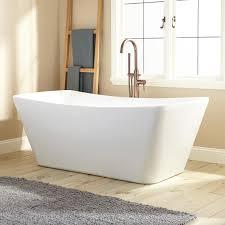 Bathroom Bath Nina Acrylic Freestanding Tub Bathroom