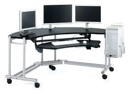 O Sullivan Corner Computer Desk Corner Desk Top Amish Coventry Mission Corner Desk With Optional