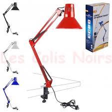 le de bureau articul lampe bureau architecte articule bleu achat vente lampe bureau