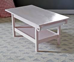 Todays Kids Desk by Ana White How To Simple Kids Pine Play Table With Paper Roll