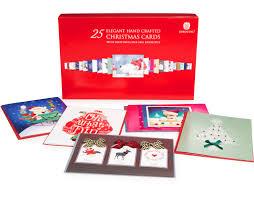 burgoyne christmas cards boxed burgoyne handmade cards 25 cards envelopes