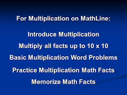 multiplication on mathline for multiplication on mathline