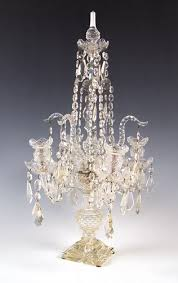 Crystal Drops For Chandeliers Elegant Chandelier Table Top With Hanging Crystal Drops With Home