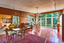 historic light filled midcentury once home to disney animator