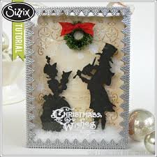 White Christmas Movie Ornaments by 107 Best Brenda Walton Images On Pinterest Die Cutting Paper