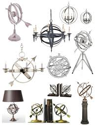 Armillary Sphere Chandelier Interlocking Rings Of Timeless Design The Armillary Sphere