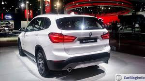 bmw open car price in india 2016 bmw x1 india launch price specification images