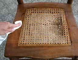 Chair Caning Instructions Cane Webbing Chair Seat Instructions
