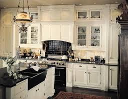 white kitchen cabinets with farm sink black farm sink kitchen