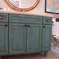 how to paint existing bathroom cabinets 12 astonishing diy bathroom vanity makeovers the family