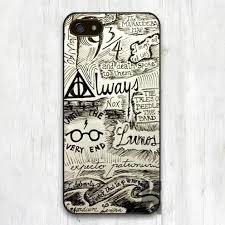 harry potter quotes cover for iphone free shipping worldwide