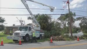 fpl street light program fpl pushes back restoration time broward monday miami dade tuesday