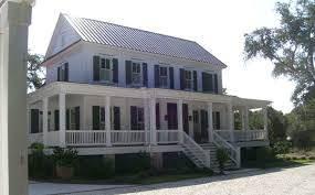 Southern Farmhouse Home Plan Impressive Impressive Southern Plantation House Plans With Wrap Around Porch