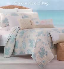 Beach Cottage Bedding King Bedding Quilts Shabby Cottage Chic French Country Farmhouse