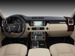 Range Rover Interior Trim Parts 2008 Land Rover Range Rover Reviews And Rating Motor Trend