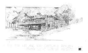 design of details frank lloyd wright u0027s affleck house sara horn