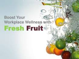 fruit delivery company a fresh fruit delivery to your workplace