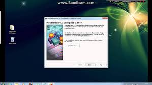 tutorial instal visual basic 6 0 di windows 7 cara menginstal visual basic 6 0 youtube
