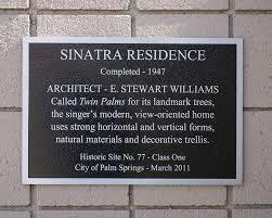 frank sinatra house frank sinatra house images frank sinatra twin palms estate natural retreats