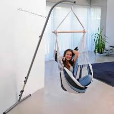Indoor Hammock Chair Decoration Indoor Hanging Chair With Stand Interior Decoration