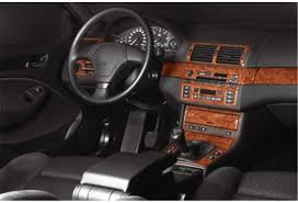 Bmw 3 Interior Bmw 3 Series E46 04 98 12 04 Interior Dashboard Trim Kit