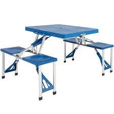 Portable Folding Picnic Table Best Choice Products Outdoor Portable Plastic Folding Picnic Table
