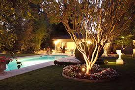Lighting In Landscape Landscape Lighting