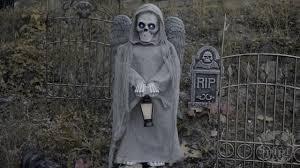 elf costume spirit halloween 2 5 ft grim graven angel spirit halloween youtube