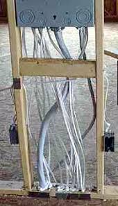 rough electrical how house construction works howstuffworks