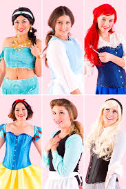 halloween costumes disney princess make your dreams come true with this disney princess group