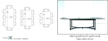 8 person round table size size of round table for 8 round table seats 6 8 table size for 8