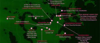 map quests fallout 4 non faction quest maps miscellaneous quests