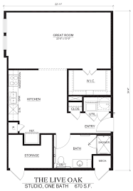 senior independent living apartments comfort of home floor plans