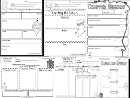 fifth grade freebies christmas themed graphic organizers for any