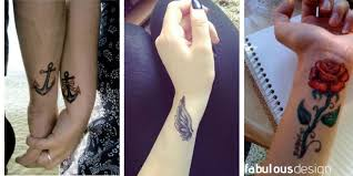 166 attractive wrist tattoos for april 2018