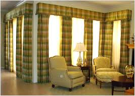 window treatments for vintage and retro home design allure