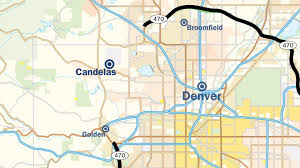 Denver Metro Zip Code Map by Partner Stations Video Blueprint Colorado Blueprint America