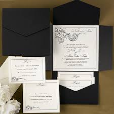 invitation kits wedding invitations kits square white floral pattern artistic