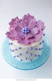 flower cake chocolate flower cake 5 jpg