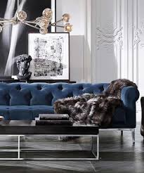 living room navy sofa living room ideas preppy blue brown chairs