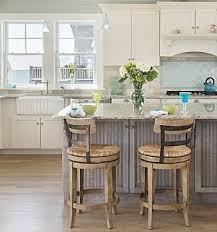 kitchen island seating area narragansett ri lisa zompa