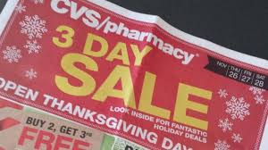 cvs black friday ad freebies galore wral