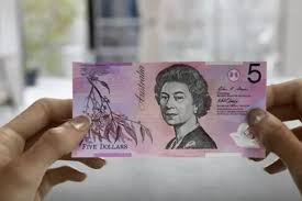 Blind Trust Australia New Australian 5 Note Launched With Tactile Bumps So Blind People