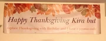birthday is on thanksgiving this year i had to bojackhorseman